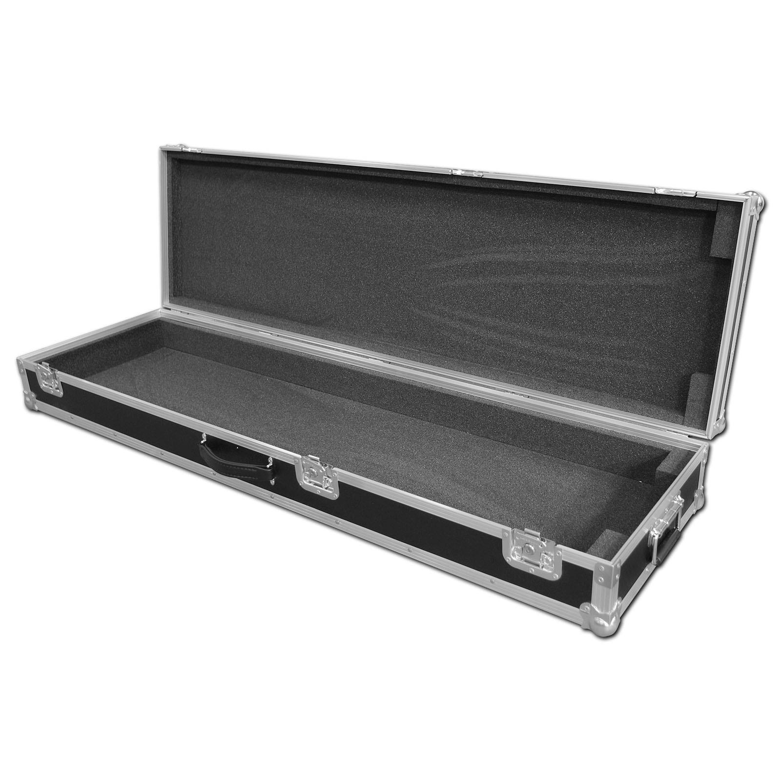 hard keyboard flight case for yamaha p120 heavy duty. Black Bedroom Furniture Sets. Home Design Ideas