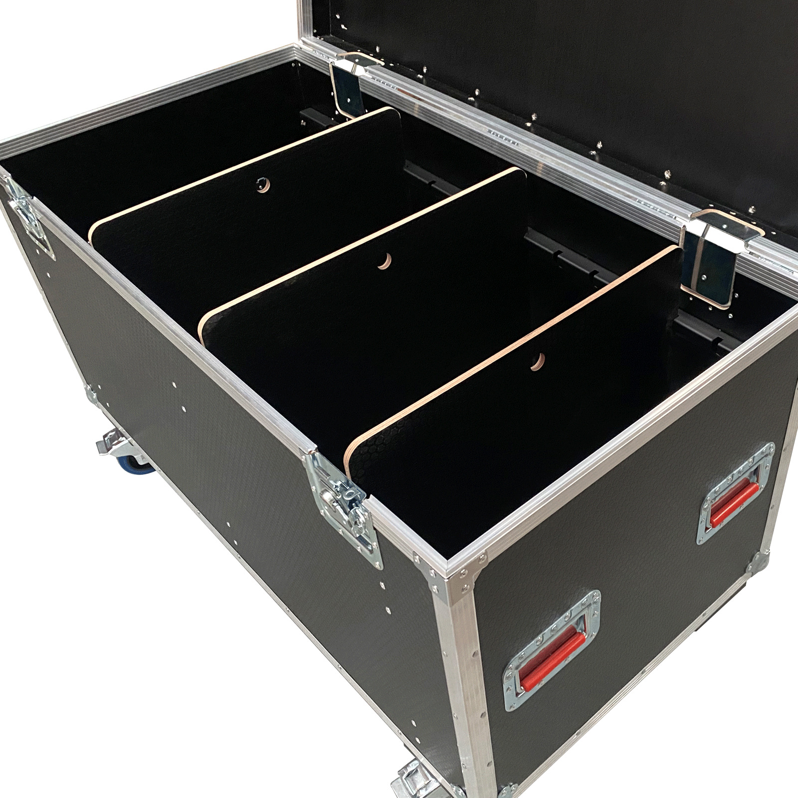 spider road trunk cable trunk removable dividers 1200mm