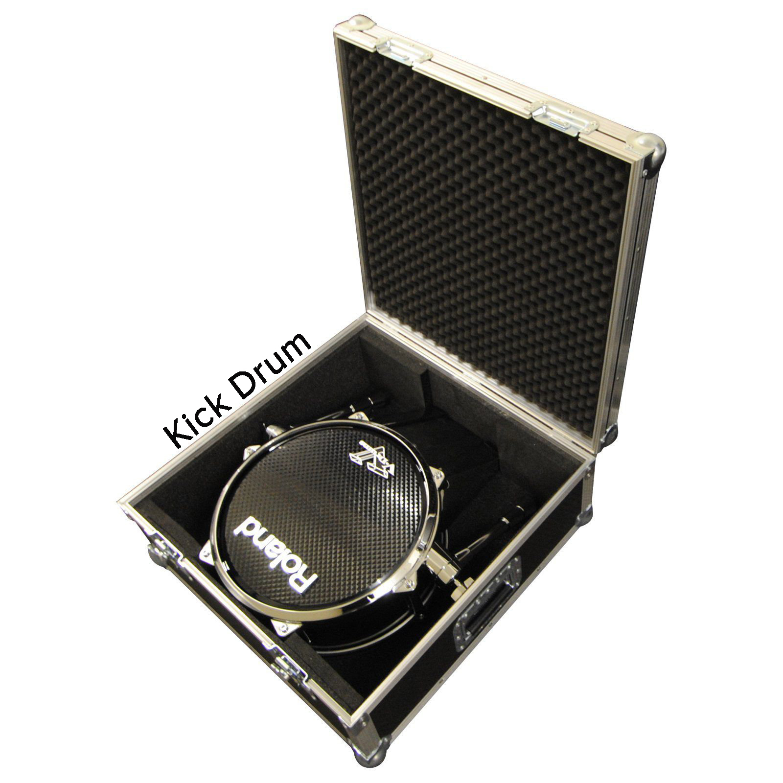 Roland Td 30k V Pro Electronic Drum Kit Flight Case