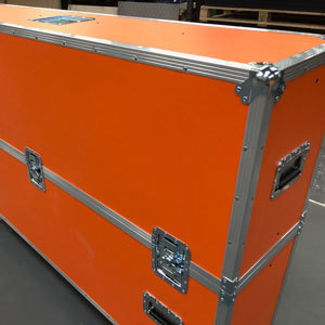 Plasma LCD Flight Case